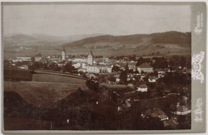 Ansichtskarte von Freistadt